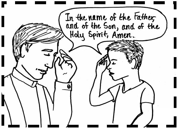 Sacrament Of Reconciliation For Children