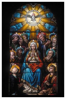 Mary Upper Room