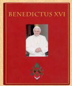 Benedict scrapbook
