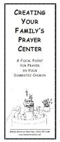 prayer center brochure