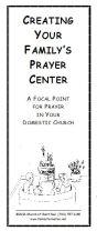 prayer center brochure