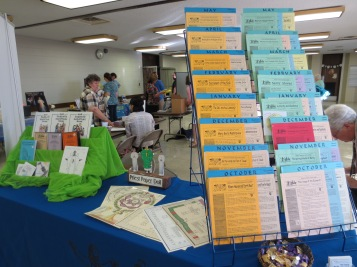Vendor Table - Sioux City