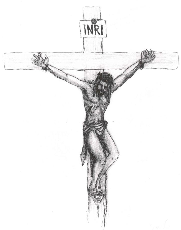 Crucifixion - Tina