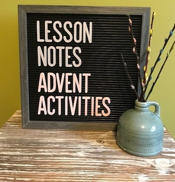 350 advent activities