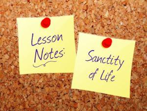 Sanctity of Life