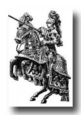 medievalknighthorse