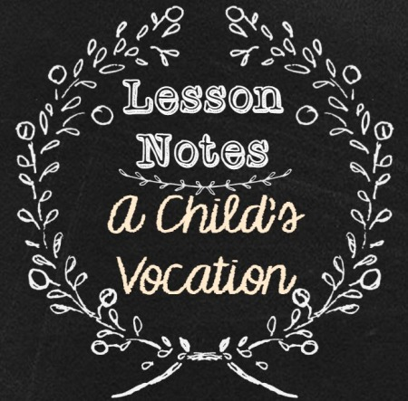 childs-vocation