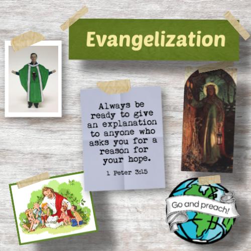 Evangelization 500