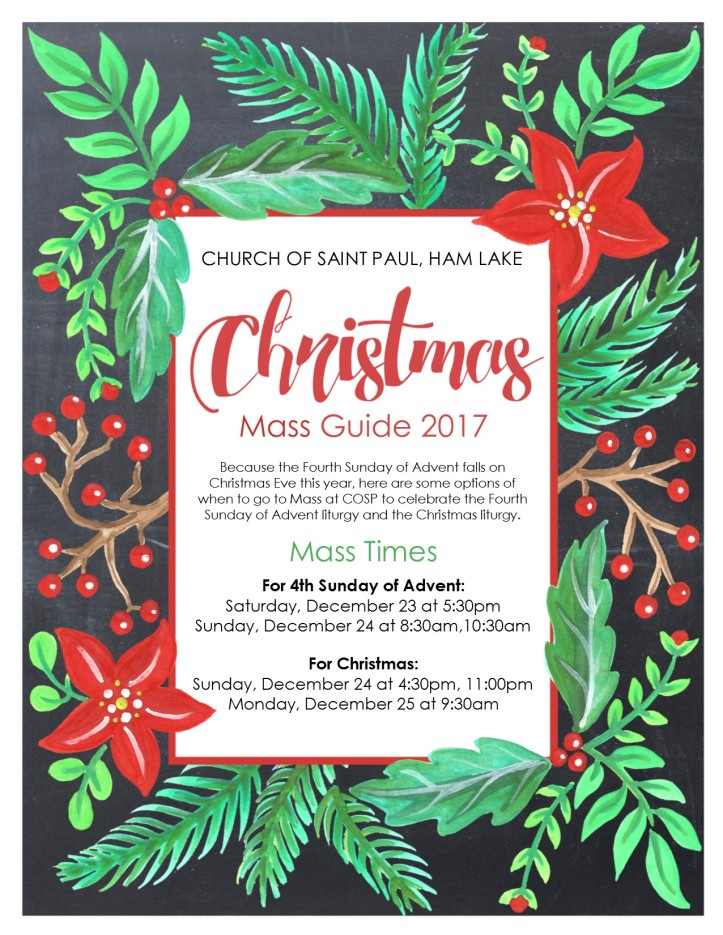 Christmas Mass Guide 2017.3