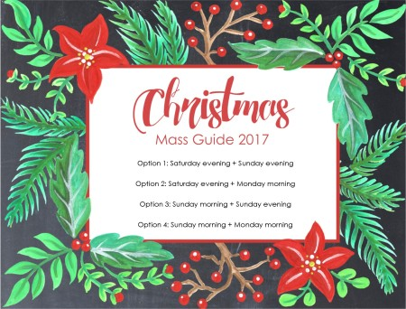 Christmas Mass Guide Slideshow