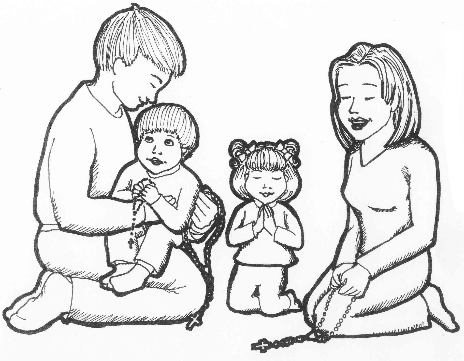 Family Rosary - Tina