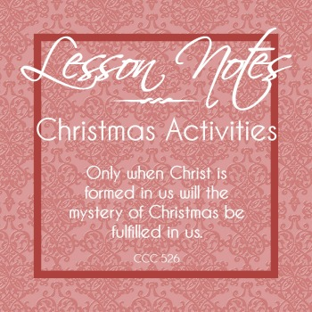 gaudate Christmas Activities