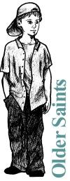Older Saints Icon