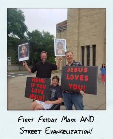 street evangelization