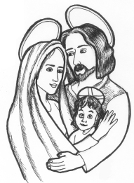 Holy Family - Tina