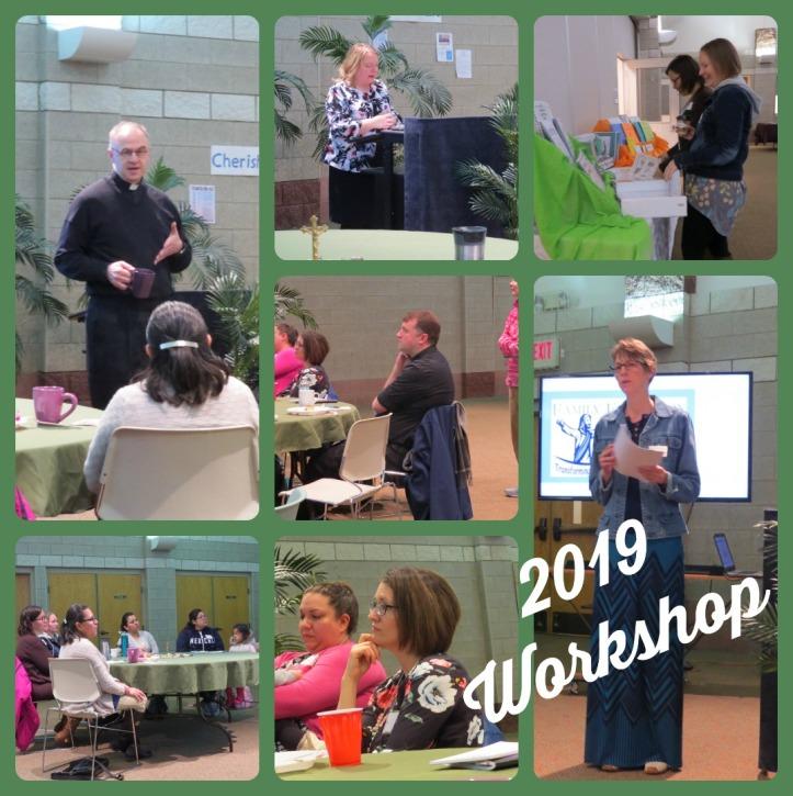 2019 Workshop collage