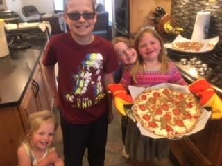 Hadzima, the church is like a pizza